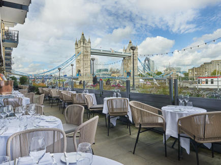 Our top 10 spots to drink alfresco