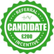 Candidate Referral Incentive